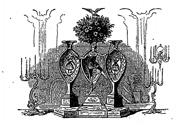 LE VASE ENCHANTÉ