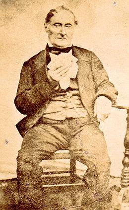 Portrait de Louis Courtois, vers 1859.