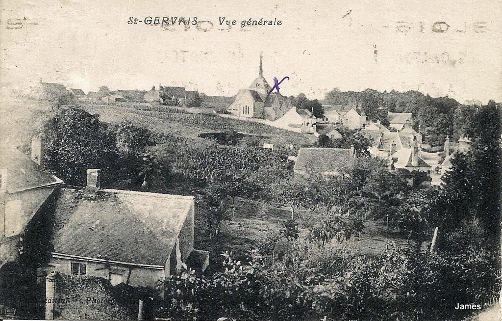St.Gervais-la-Foret-Vue-ge-ne-rale