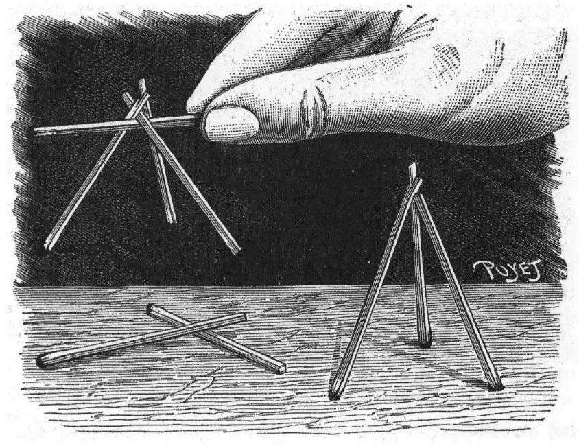 le-probleme-des-trois-allumettes