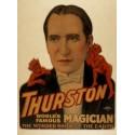 Poster thurston world famous magician