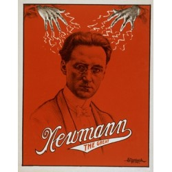 Newmann the great. Affiche rouge