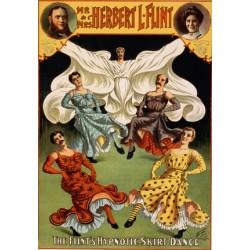 Affiche herbert L. Flint