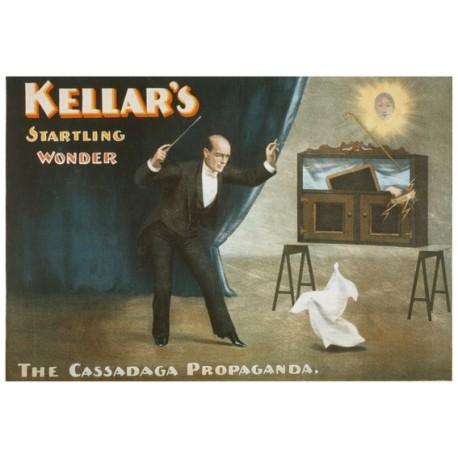 kellar startling wonder, the cassadaga propaganda