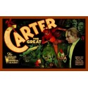 Carter the Great. Affiche taille 34 cm x 21 cm