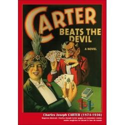Affiche du magicien Carter. Affiche format A3, 297 x 420 mm