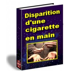 E-book Disparition d'une cigarette