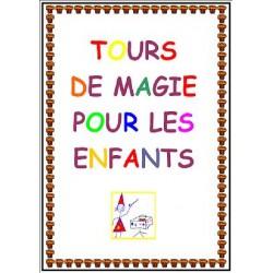 E-book Magie pour les enfants