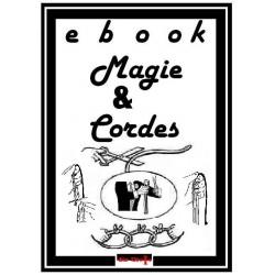E-book Tours de magie avec cordes.