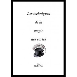 E-book Technique de la magie des cartes
