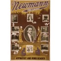 Affiche Newmann the great hypnotist and mind reader